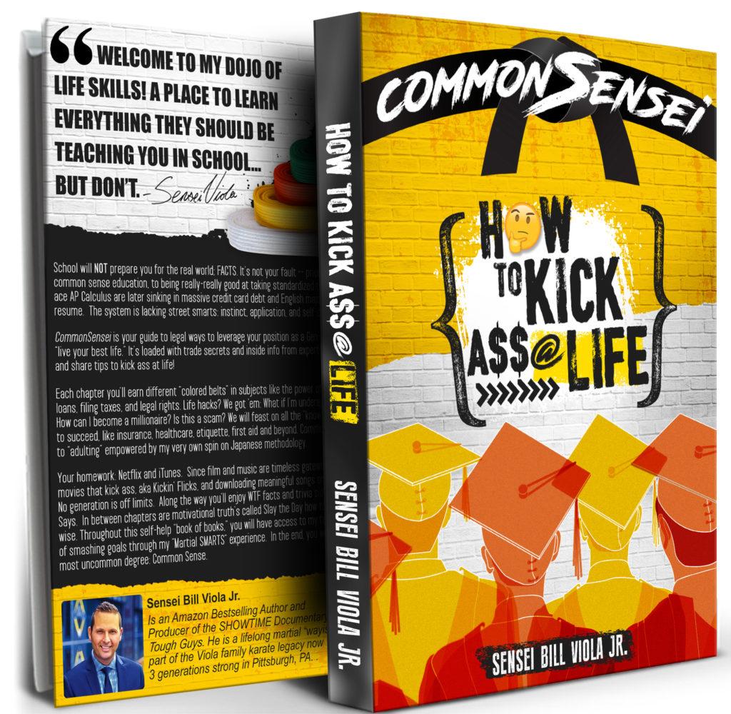 common sensei book