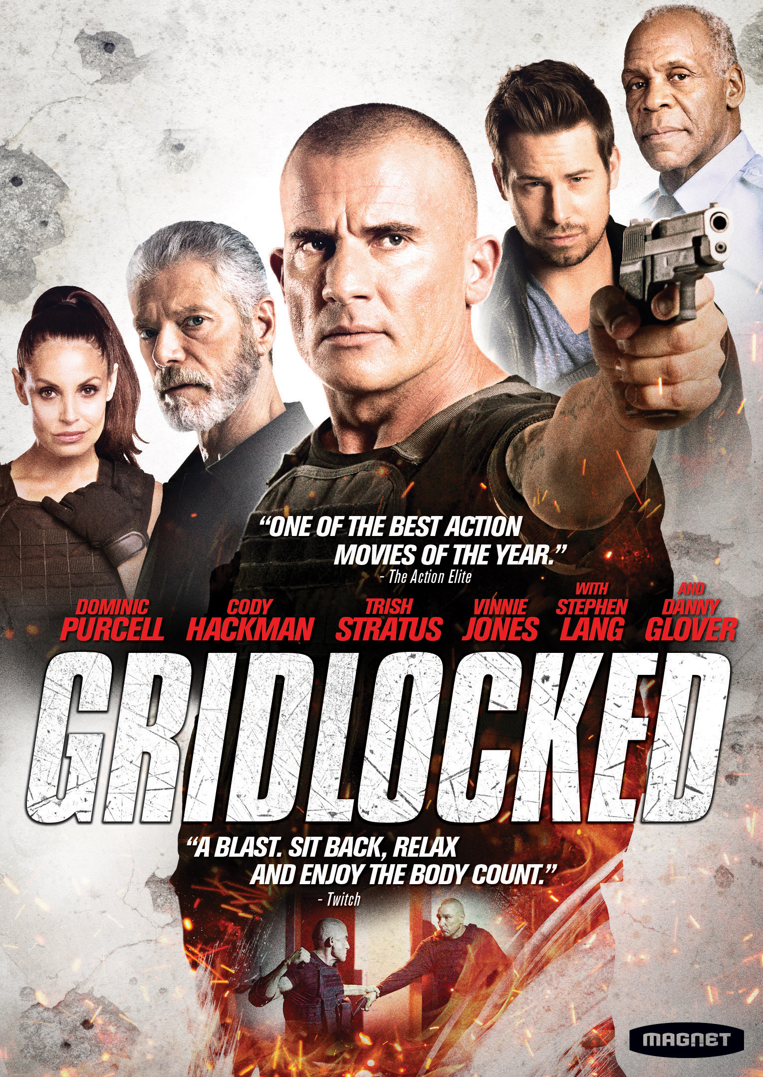 gridlocked bill viola jr producer