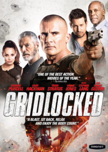 gridlocked movie poster cody hackman